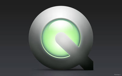 Quicktime X Wallpaper by kevinandersson
