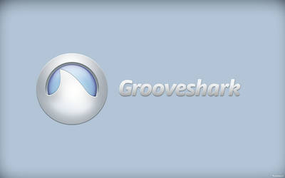 Grooveshark, Wallpaper by kevinandersson