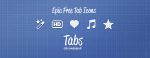 Epic iPhone Tabbar Icons