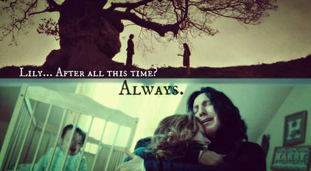 Severus Snape - Always. by AnnieRG