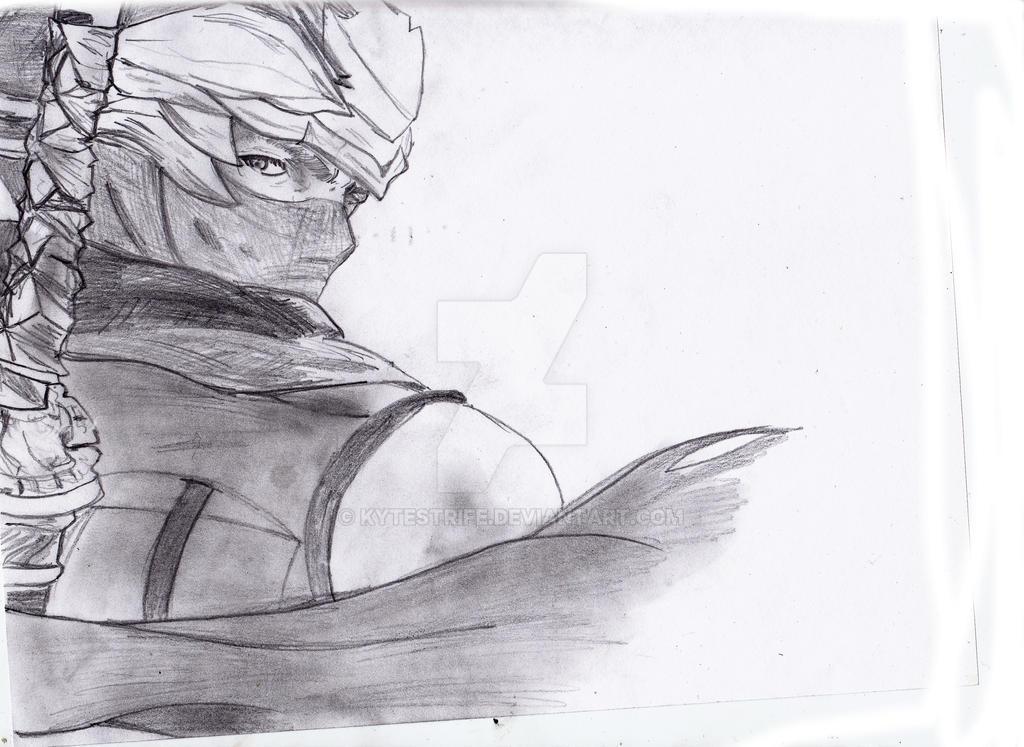Ninja Gaiden Lapiz By Kytestrife On Deviantart