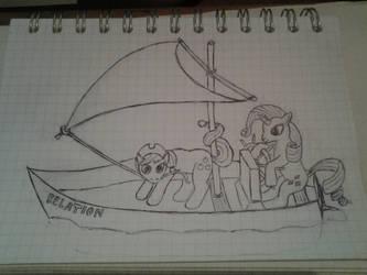 RariJack shipping is fun ^_^ by Xinef5
