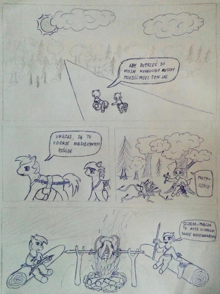 Ninja Pony Adventures by Xinef5