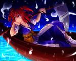 Komachi Onozuka - Sailing across the Sanzu