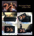 Lacquer Dragon Box