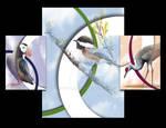 Art Calendar - TLC Birds