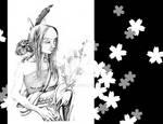 Art Calendar - Magpie's Lady