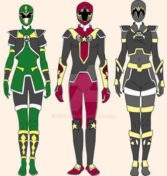 Knight Rangers