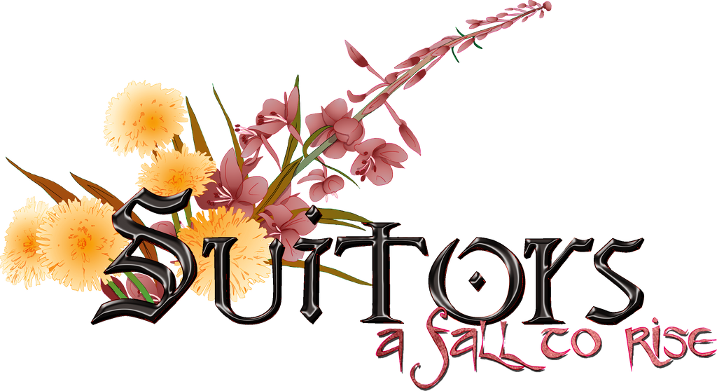 Suitors - A Fall to Rise Logo