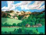 Suitors - Mendia Countryside