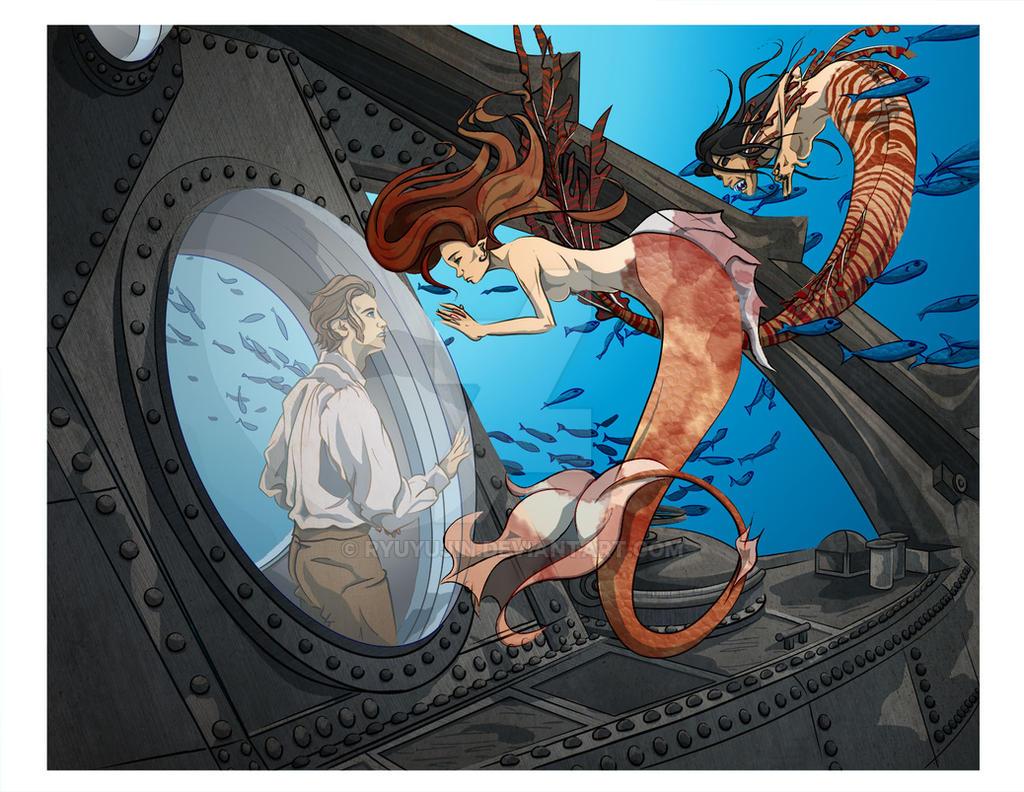 Steam Mermaids