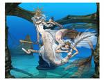 DarkSouls Mermaids