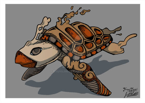 Little A'Tuin - A Collab Work