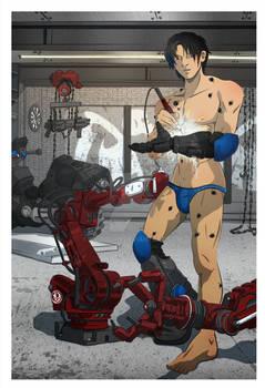 Garage - Warhammer Month 2020