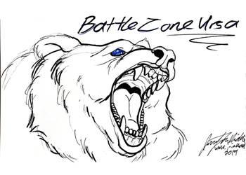 Battle Zone Ursa Bear