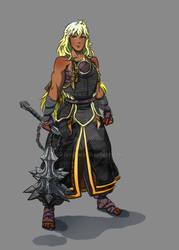 Warhammer Month 2021 - Dragon Lady