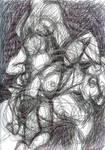 ABBP: Grass Figures: Ink
