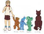 Denver Bear: Group