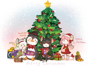 christmas is here~
