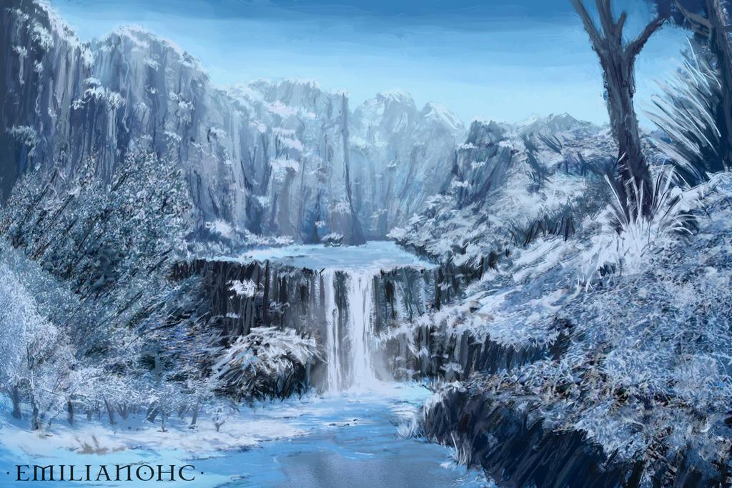 snowpeak by EmilianoHC