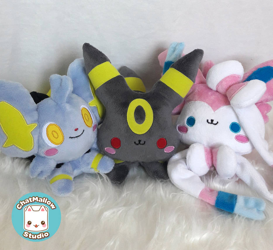 Plush Squad - Etsy shop update by jenysa971
