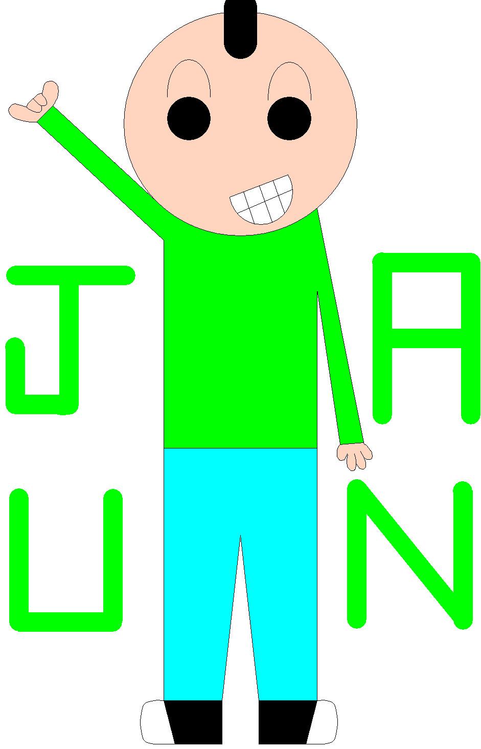 Juan by Glkombo