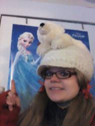 Canada Loves Frozen! by RoyalBakaness