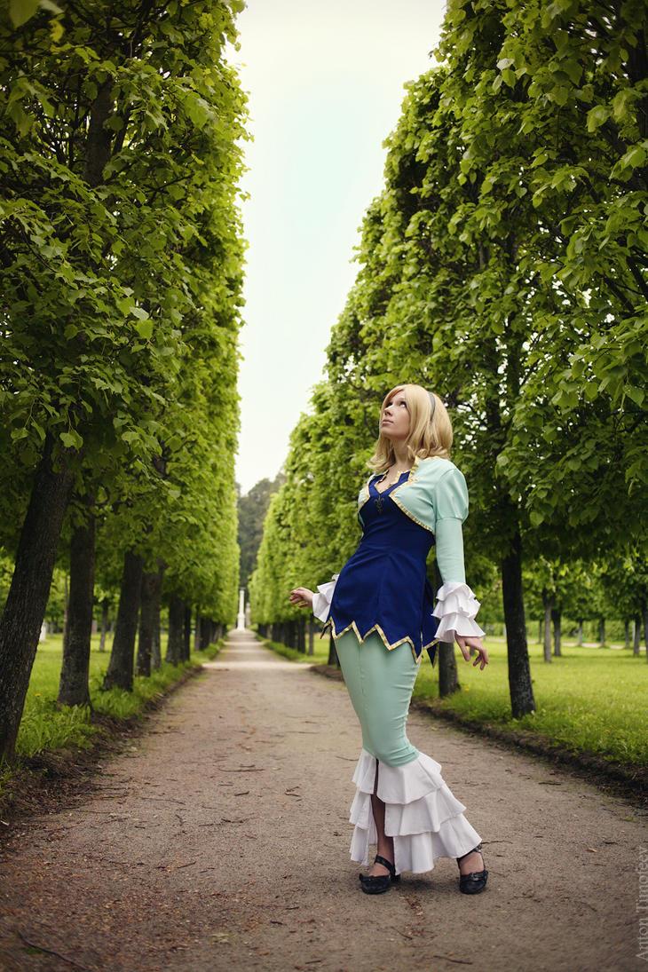Royal Garden by annablooden