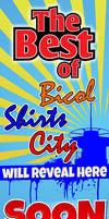 Bicol Shirt Reveal