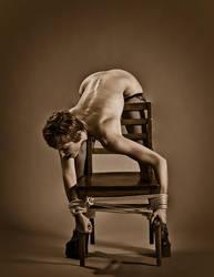 Chair Bondage I by tom2001
