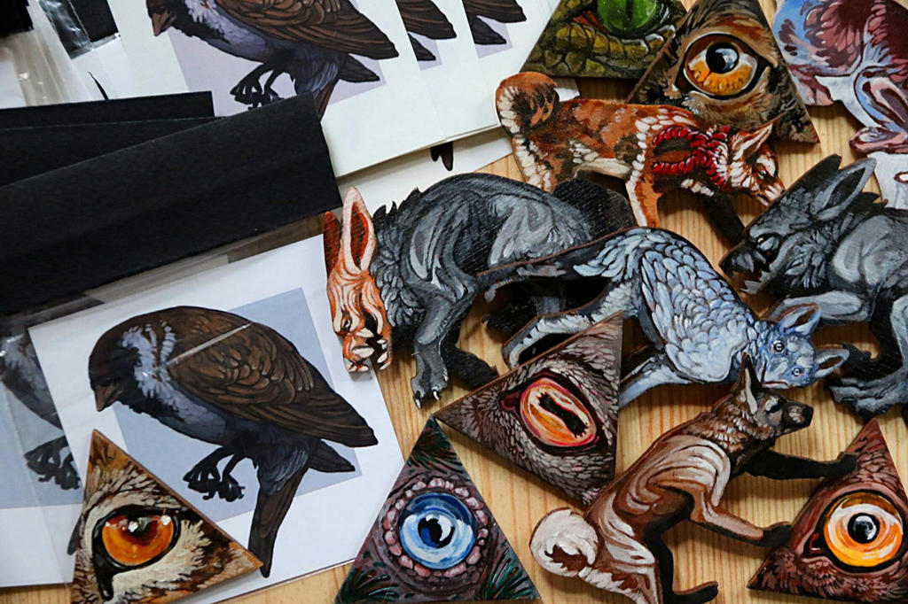 Handmade. by WolfInTheTown