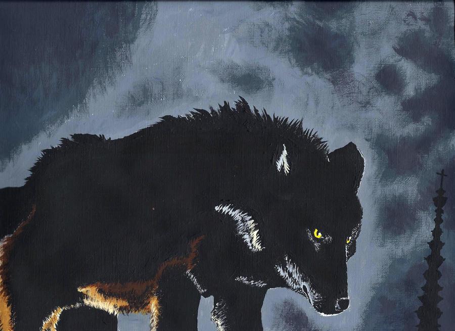 The Animal- Wolfen