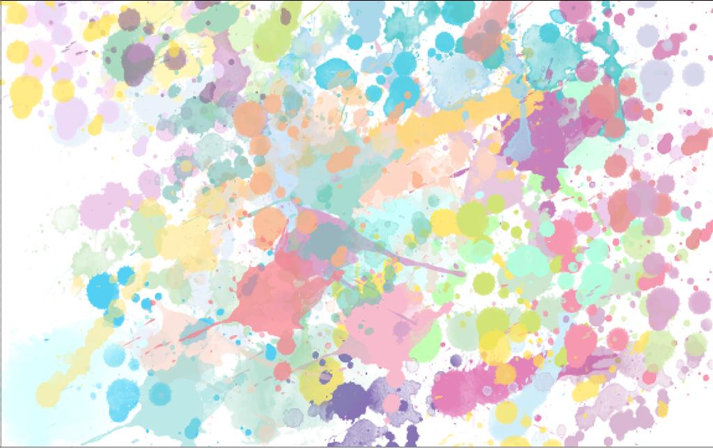 Paint Splatter Background by kpopartiste on DeviantArt