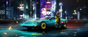 Cyberpunk Hazel