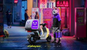Cyberpunk Goodpanda