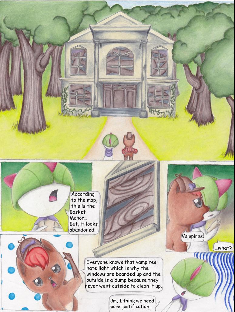 T.H.G Ch 8, The Basket Case, sc2 pg1 by Meemie7