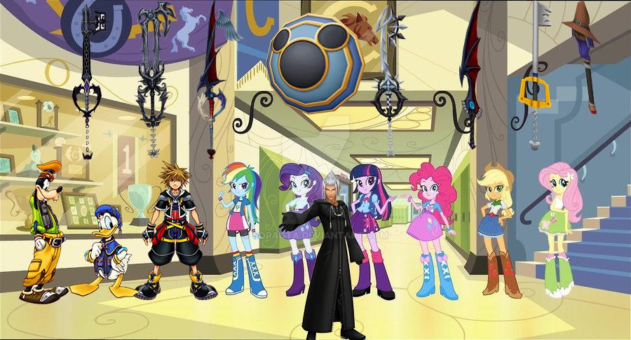 Kingdom Hearts by sarrus on DeviantArt