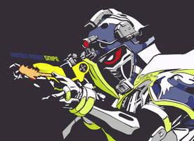 Kamen Rider Snipe by TMRYST