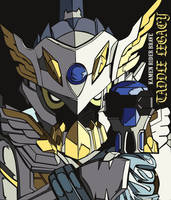 Kamen Rider Brave Taddle Legacy Lv.100 by TMRYST