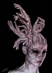Melancholy by Illusione95
