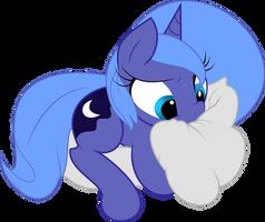 Filly Luna by QCryzzy