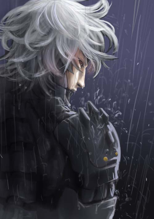 Raiden by forbiddenist