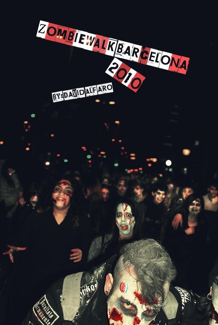 Zombie Walk by ZombieWalkBarcelona