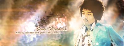 Jimi Hendrix by Atsusran