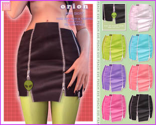 TS4 | Orion Mini Skirt