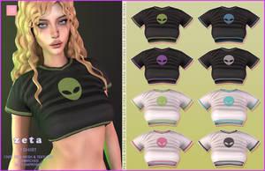 TS4 | Zeta T-shirt