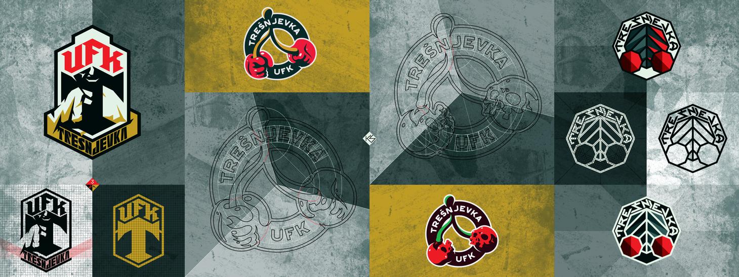 TRESNJEVKA- logo concepts by model850