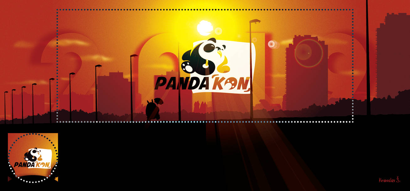 PANDAKON 2019 - transitional banner by model850