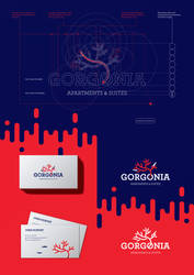 GORGONIA (apartments and suites) - logo