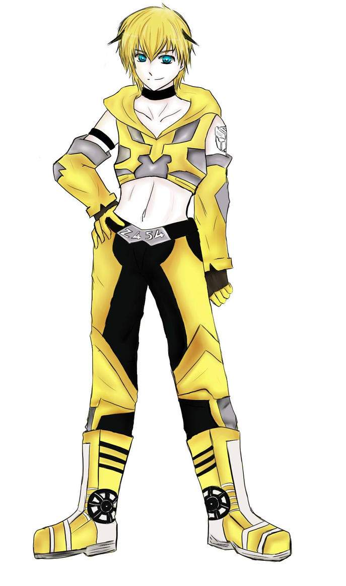 Bumblebee by snagsephy